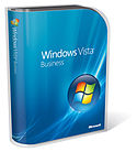 Windows Vista Business Box