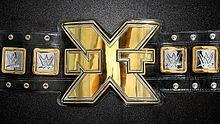 An image of the NXT Championship.