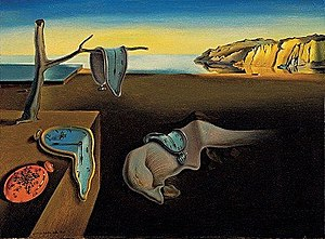 The Persistence of Memory - Dali 1931.jpg