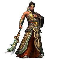 Guan Yu ใน Dynasty Warriors 6