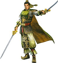 Liu Bei ใน Dynasty Warriors 6