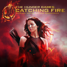 The Hunger Games: Catching Fire – Original Motion Picture Soundtrack cover