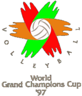 1997 FIVB Men's World Grand Champions Cup logo.png