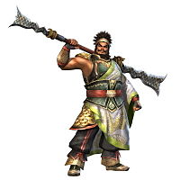 Zhang Fei ใน Dynasty Warriors 6