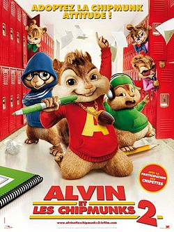 Alvin and the chipmunks - 5 9