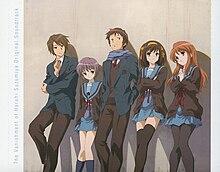 The Disappearance of Haruhi Suzumiya  Wikipedia