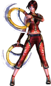 Sun Shang Xiang ใน Dynasty Warriors 5