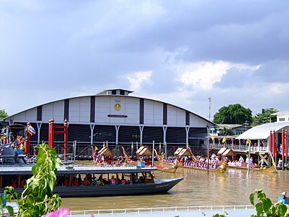How to get to พิพิธภัณฑสถานแห่งชาติ เรือพระราชพิธี with public transit - About the place