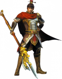 Sun Ce ใน Dynasty Warriors 6