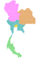 Map TH provinces by areacode.png