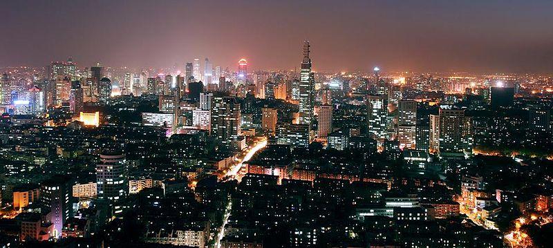 มาเที่ยวเมืองหนานจิง เมืองที่หมิวอยู่ตอนนี้ค่ะ