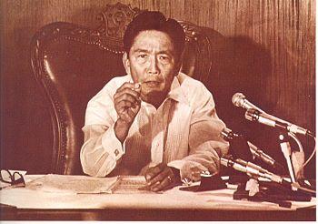 Talambuhay Ni Dating Pangulong Ferdinand Marcos