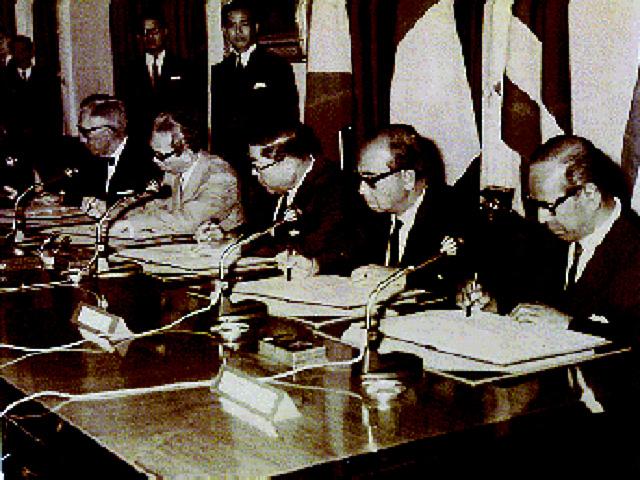 Sejarah deklarasi bangkok
