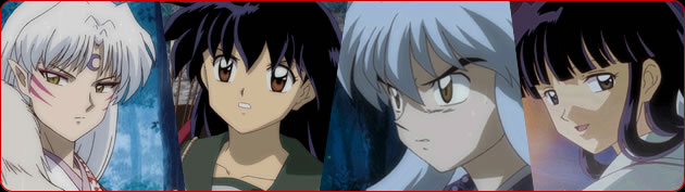 Your Top Five Animé InuYasha_banner