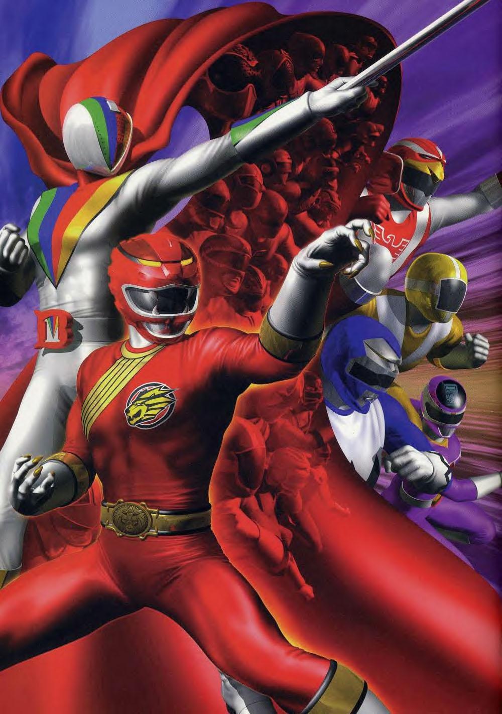Super Sentai - Wikipedia, ang malayang ensiklopedya