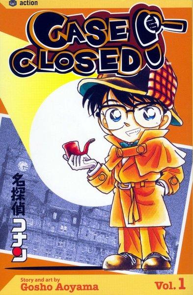 Detective Conan - Wikipedia, ang malayang ensiklopedya