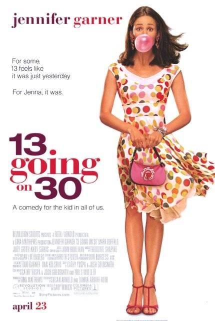 13 Going on 30 full movie (2004)