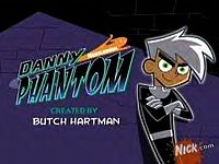 Danny Phantom Show Title Card