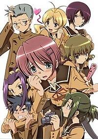 """Ang mga karakter ng anime sa """" Hitohira """", ang katangian ng bawat"""