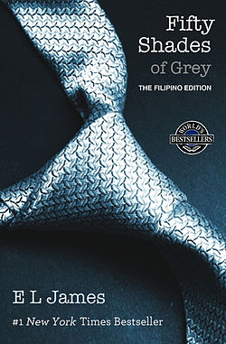 Pabalat ng Fifty Shades of Grey (bersiyong Filipino).jpg