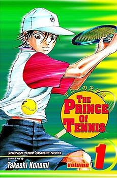 Prince of Tennis Volume 01.JPG