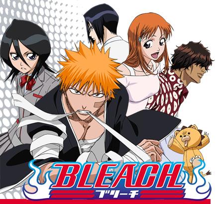 Bleach (manga) - Vikipedi