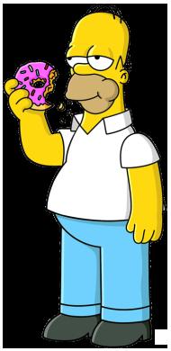 Homer Simpson 2006 - Simpsonlar