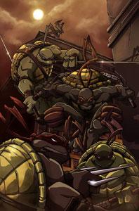 Ninja Kaplumbağalar Vikipedi