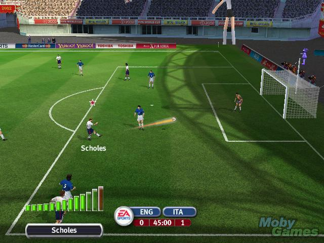 FIFA 2002 World Cup PC Highly Compressed Game Free ...