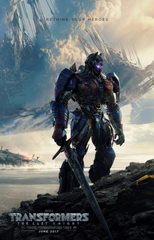 Transformers 5: Son Şövalye, Transformers: The Last Knight Transformers 5: Son Şövalye Fragman