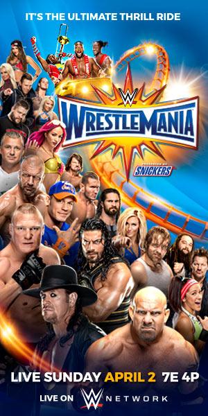Wrestlemania 33 Vikipedi