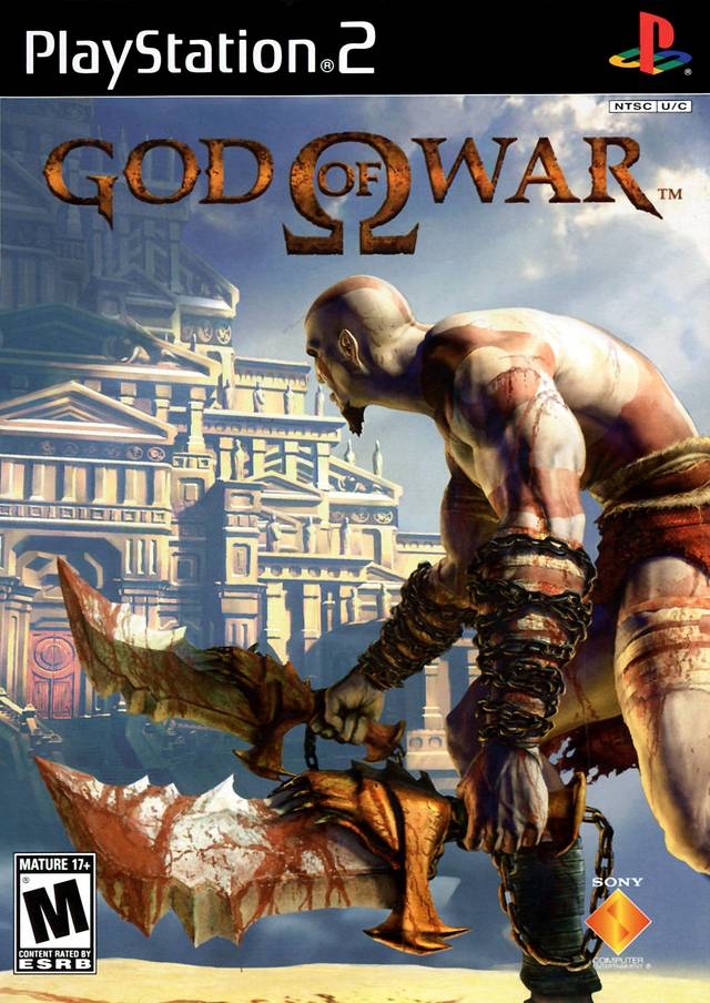 God of war 1 ps2 to ps4