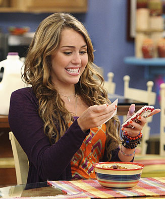 Miley Stewart Vikipedi