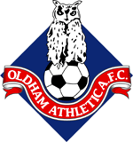 Oldham Athletic AFC logosu
