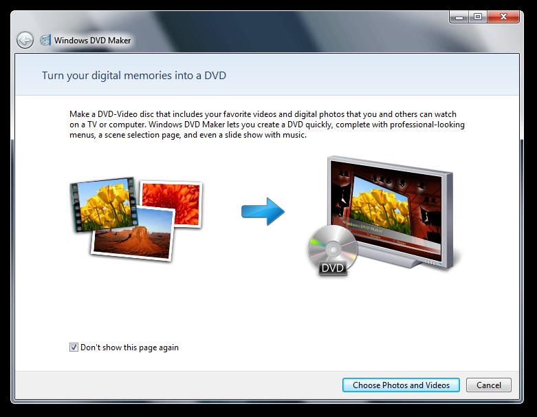 Windows 7 dvd maker download