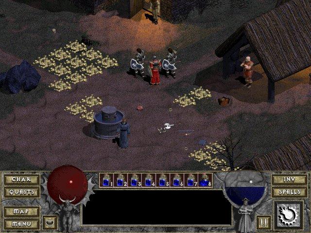Diablo's Tristam