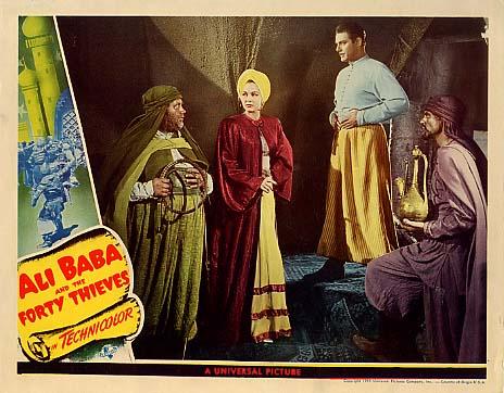 Dosya ali baba and the forty thieves lobi kartı