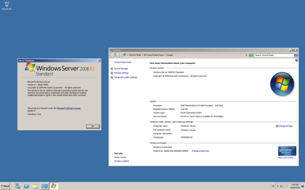 ms17-010 patch  for windows server 2008 r2