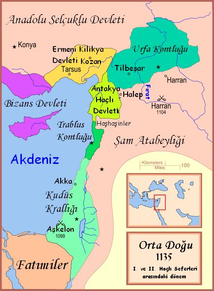 Kudüs Latin Krallığı - Kudüs Krallığı