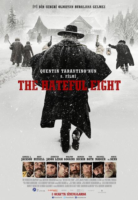 The Hateful Fight Film incelemesi