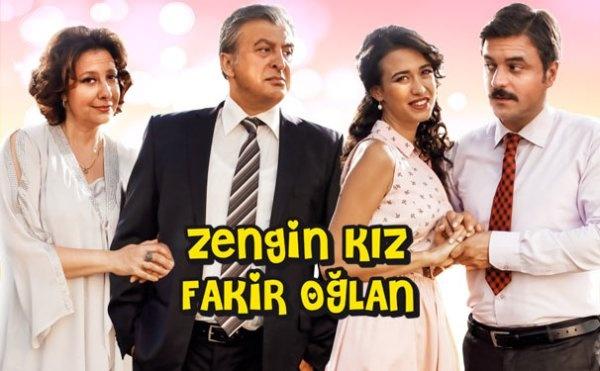 Picture of a TV show: Zengin Kız Fakir Oğlan