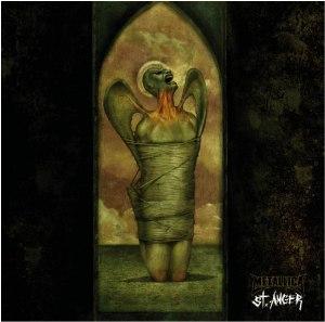 St Anger şarkı Vikipedi