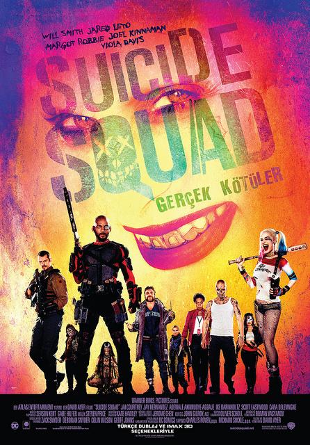 Suicide Squad: Gerçek Kötüler - Vikipedi