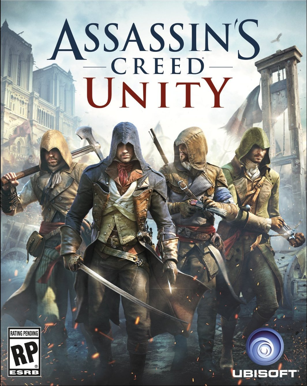 Assassins Creed Unity Vikipedi