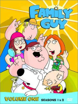 Family Guy 2 Sezon