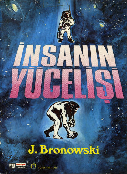 """jacob bronowski essay According to the essays by mathematician jacob bronowski in """"the reach of imagination"""" (1967) and paleontologist stephen jay gould in """"evolution as theory and fact"""" (1981), the behind-the-scene development of science is being induced differently through imagination and evolution."""
