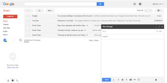 Gmail - Vikipedi