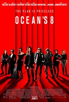 Ocean's 8 - Vikipedi