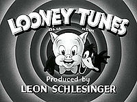 Флаерок и название парти - аллюзия на Looney Tunes. местный.  Молодцы.