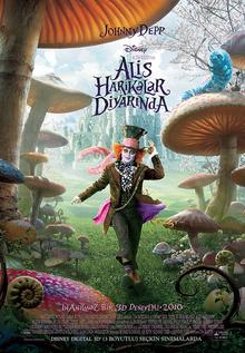 Alis Harikalar Diyarında (film, 2010) - Vikipedi